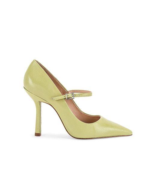 Туфли На Каблуке Suze В Цвете Mellow Green Schutz