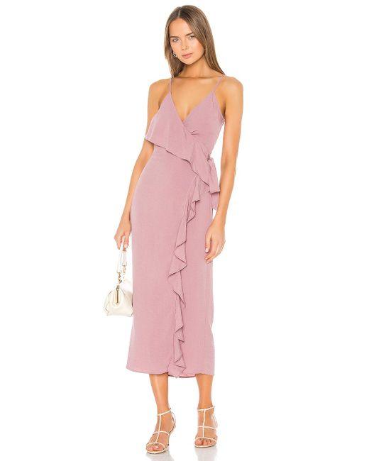 Tularosa Selena ドレス Purple