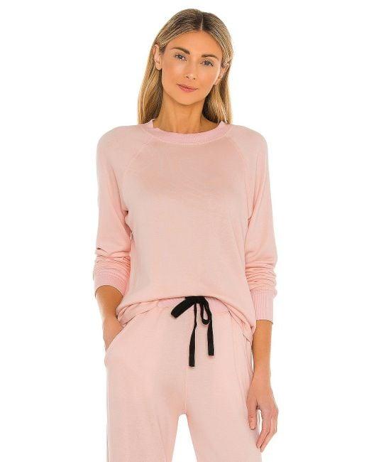 Splits59 Warm Up スウェットシャツ Pink