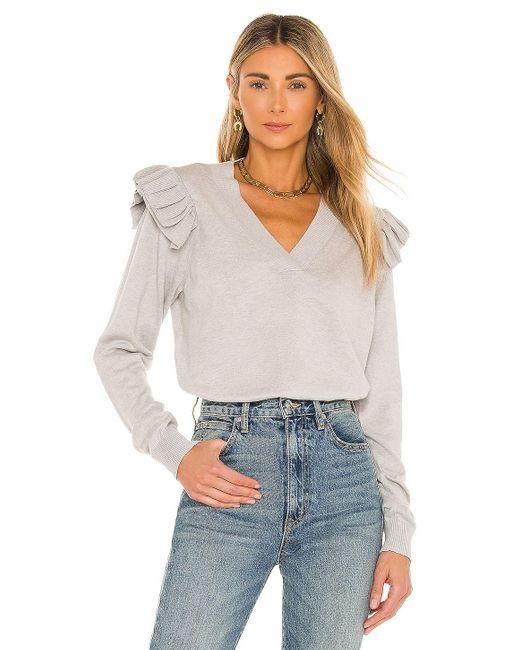 Brochu Walker Anaise セーター Gray