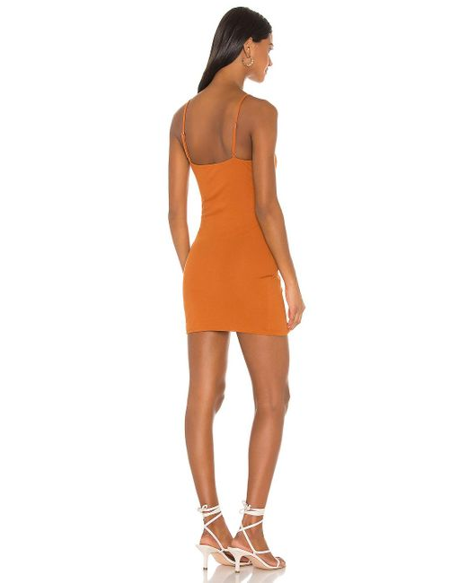 Privacy Please Jazmin ドレス Orange