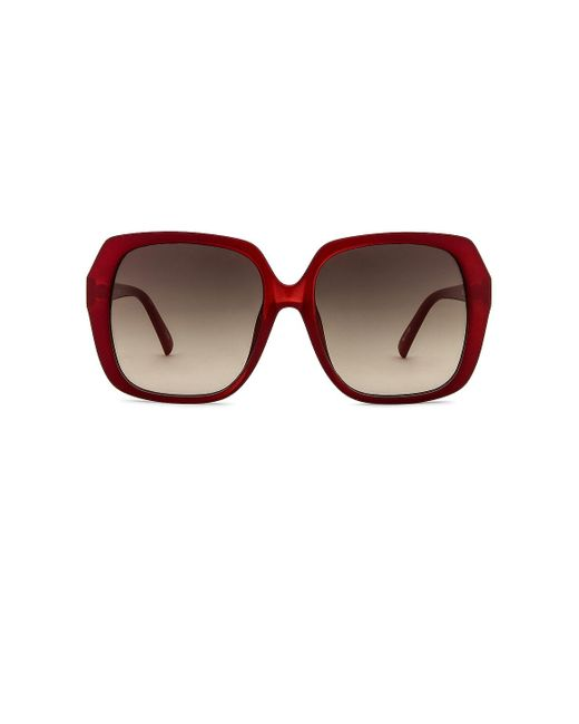 Le Specs Frofro サングラス Red