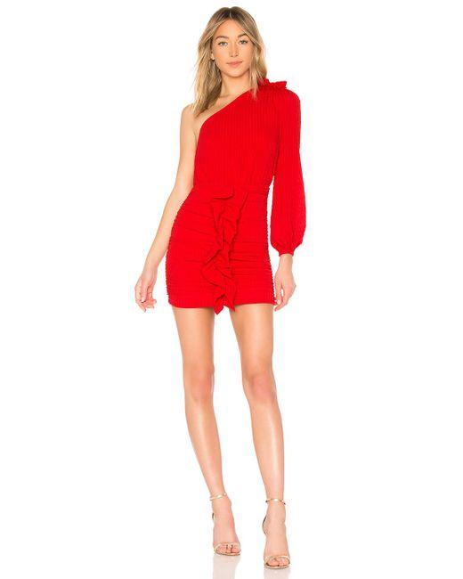 Lovers + Friends - Red Kelsea Dress - Lyst