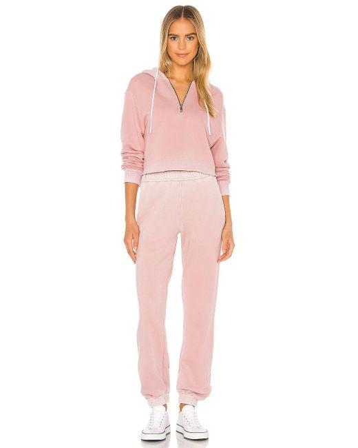 Cotton Citizen Brooklyn パーカー Pink