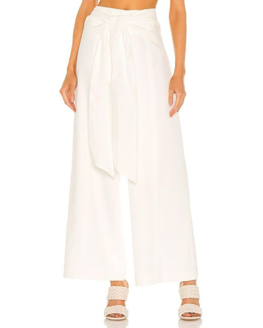 MILLY Monroe パンツ White