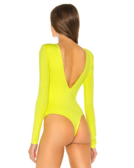 Nbd Cirsei ボディスーツ Yellow