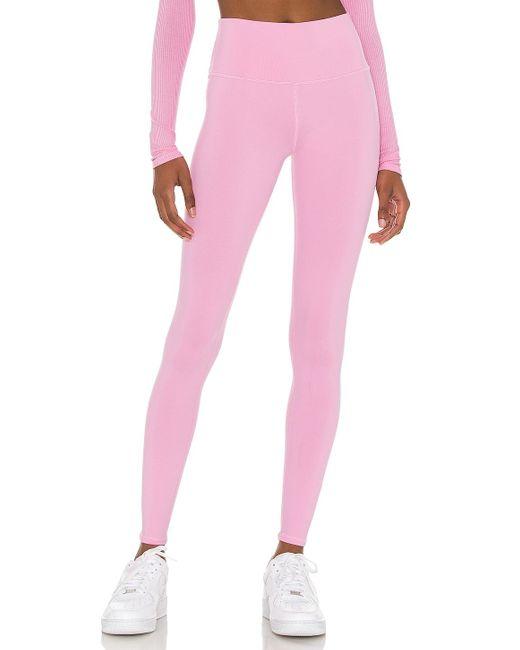 Alo Yoga Airbrush レギンス Pink
