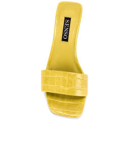 Senso Maisy I サンダル Yellow