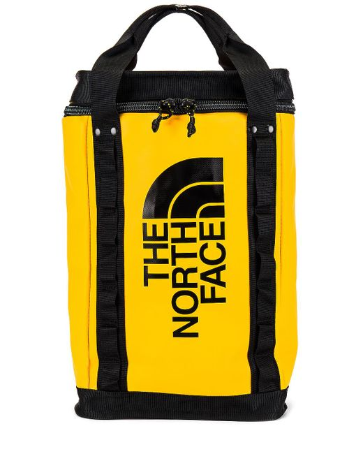 メンズ The North Face Fuseboバッグバッグ Yellow