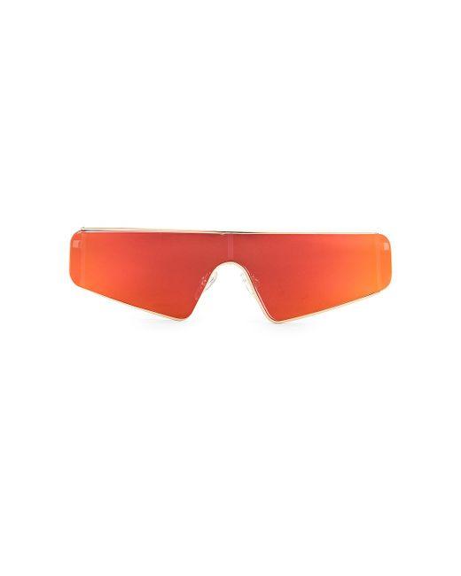 Le Specs Cyberfame サングラス Multicolor