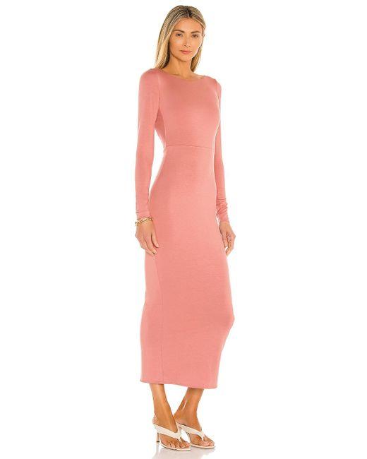 Lovers + Friends Oaklee ドレス Pink