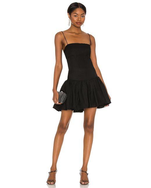 Nbd Black Arecia Mini Dress