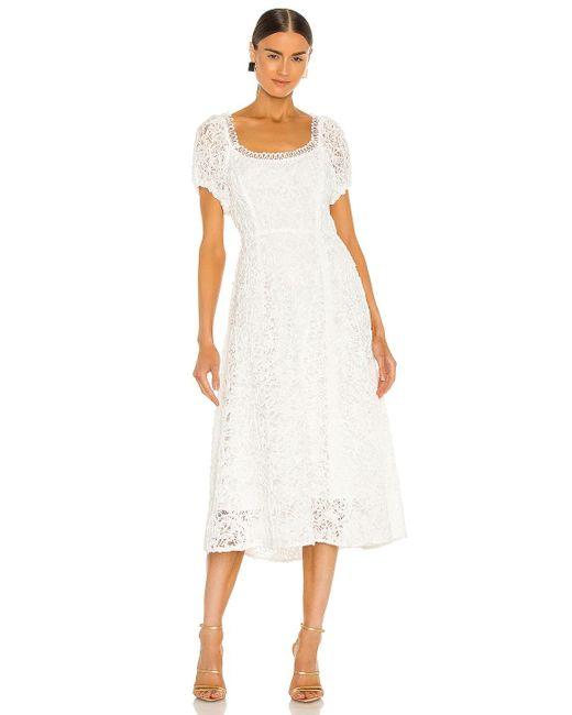 Elliatt Aten ドレス White