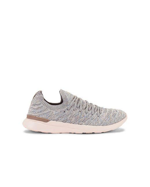 APL Shoes Techloom Wave スニーカー Gray