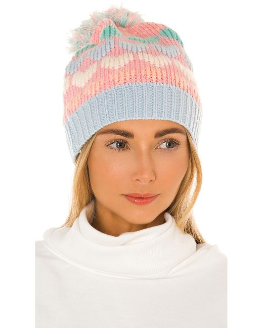 Шляпа Hastings В Цвете Fairy Forest Multi LoveShackFancy, цвет: Pink