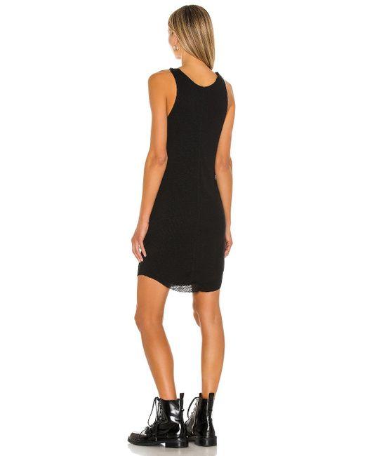 The Range Shadow ドレス Black