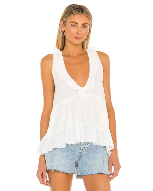 Free People Out And About タンクトップ White