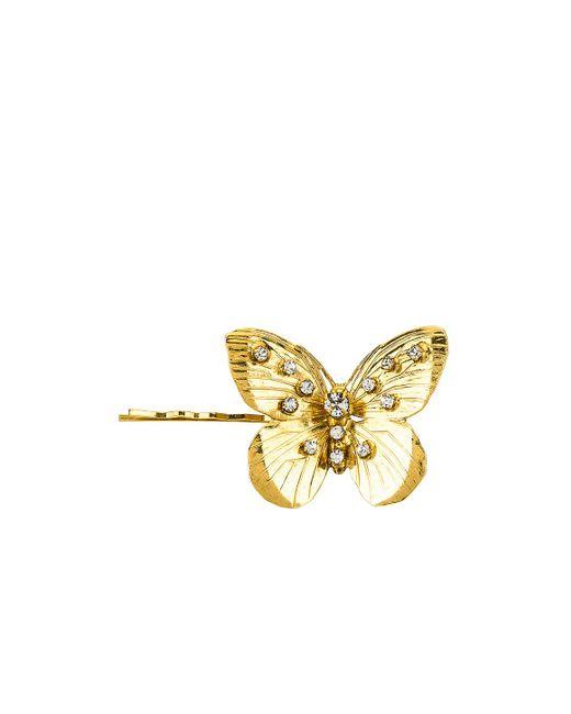Jennifer Behr Butterfly ボビーピン Metallic