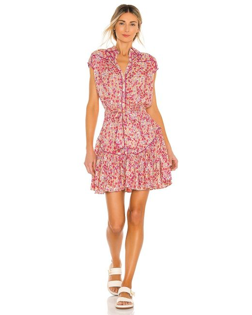 Poupette Margo ドレス Pink