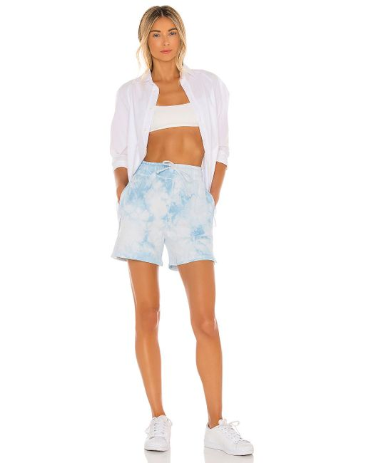 Frankie's Bikinis Burl ショートパンツ Blue