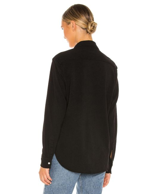 Frank & Eileen トップ In Black. Size M, S, Xs.