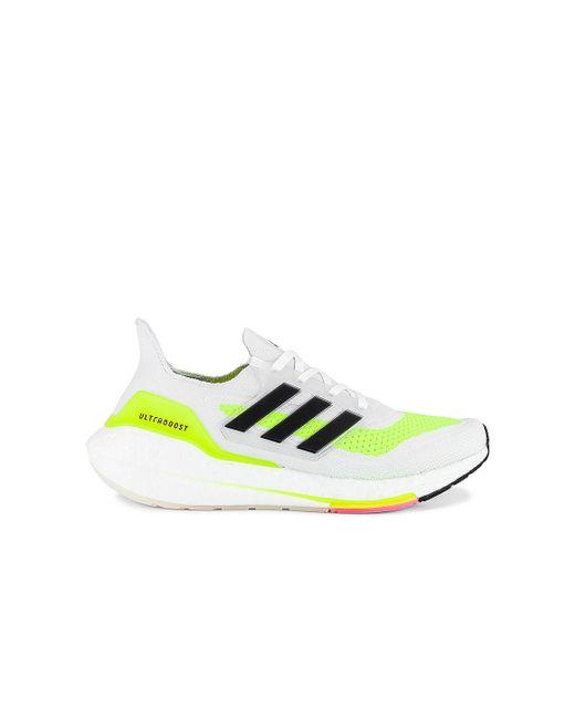 Adidas Originals Ultraboost 21 スニーカー Multicolor