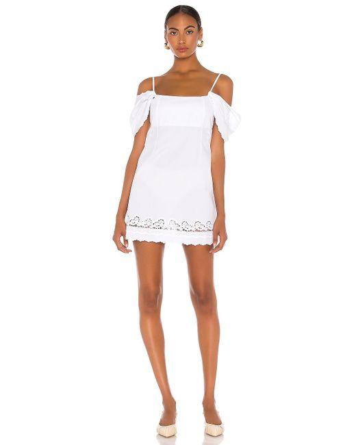 LPA Gayle ドレス White