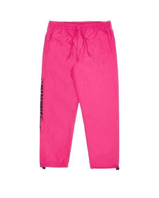 メンズ Pleasures Reservoir トラックジャケット Pink