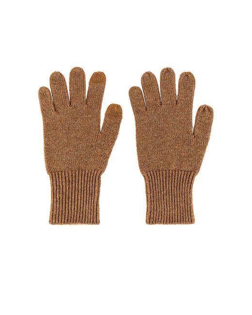 Перчатки Ace В Цвете Верблюд Rag & Bone, цвет: Brown