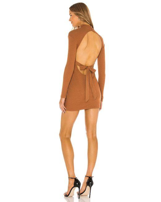 Nbd Jackson ドレス Brown