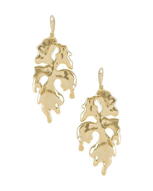 Свисающие Серьги Savannah В Цвете Золотой Kendra Scott, цвет: Metallic