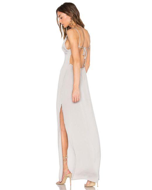 Capulet - Multicolor X Revolve Deep V Maxi Dress - Lyst