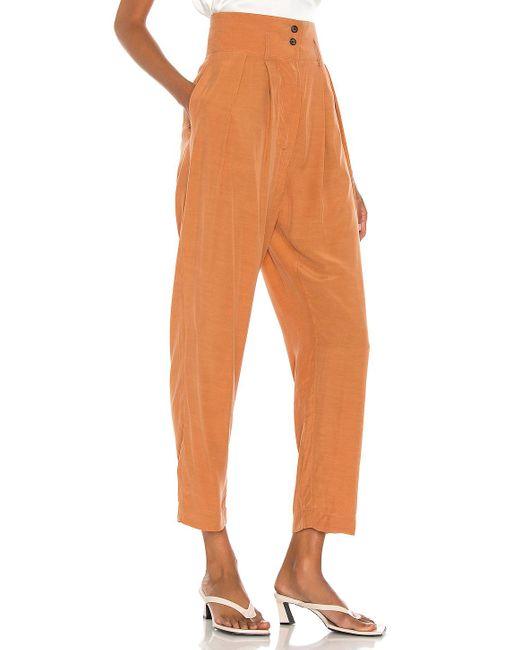 Smythe パンツ Orange