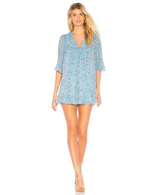 Tularosa - Blue Chloe Dress - Lyst