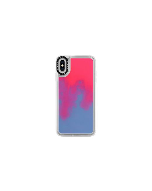 Casetify Multicolor Neon Sand Iphone Xs Max Case