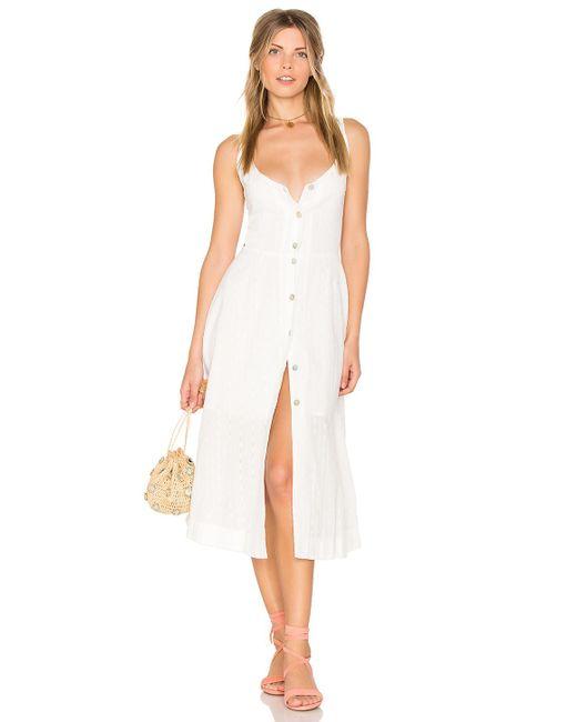 Somedays Lovin | White Searching For Sun Dress | Lyst