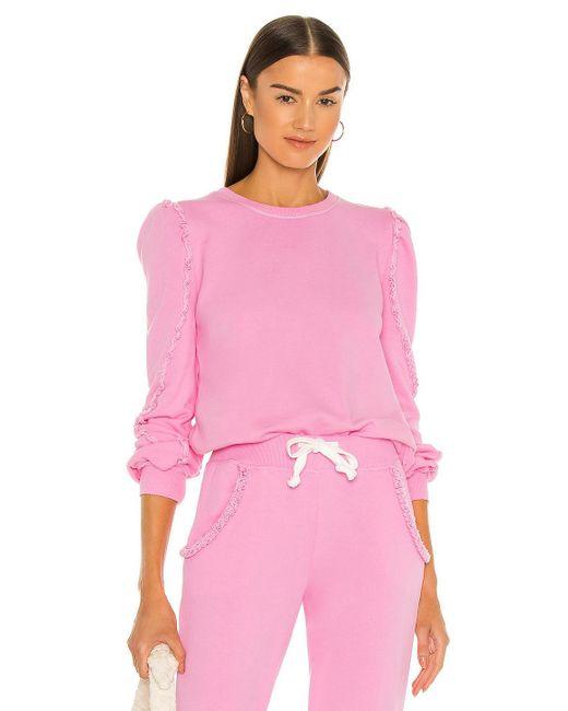 Generation Love Cleo スウェットシャツ Pink