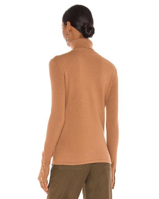 Свитер Odette В Цвете Верблюд L'Agence, цвет: Multicolor