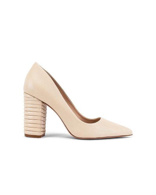 Туфли На Каблуке Kathie В Цвете Выбеленный Schutz, цвет: Multicolor