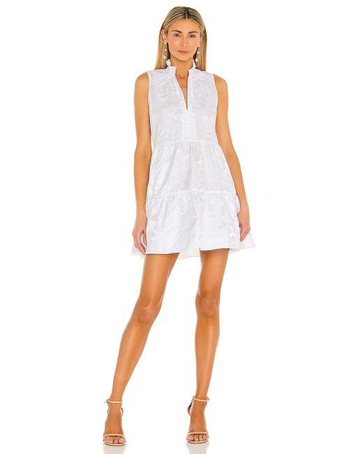 Amanda Uprichard Saffron ミニドレス White