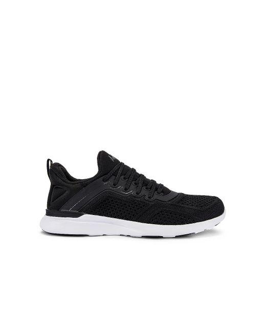 APL Shoes Techloom Tracer スニーカー Black