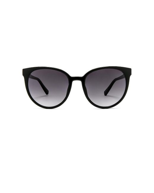 Солнцезащитные Очки Armada В Цвете Black & Smoke Gradient - Black. Размер All. Le Specs