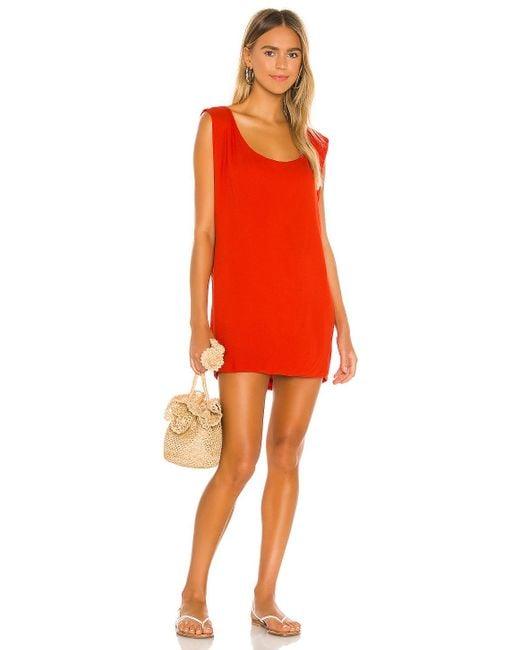 Indah Pella ドレス Red