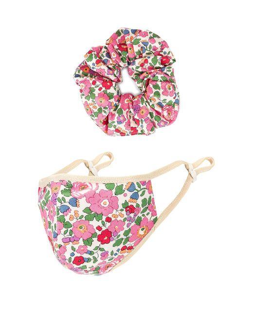 Резника Для Волос Форме Масок Mask Scrunchie В Цвете Мульти Lovers + Friends, цвет: Pink
