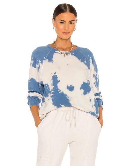 The Great College スウェットシャツ Blue