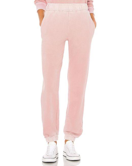 Cotton Citizen Brooklyn スウェットパンツ Pink