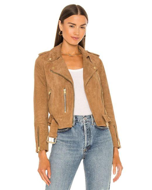 Куртка Suede В Цвете Песочно-коричневый AllSaints, цвет: Brown