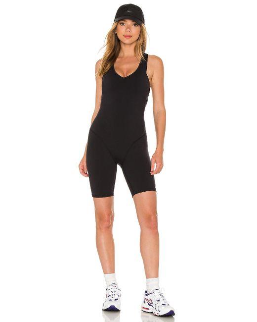 Real bodysuit Alo Yoga de color Black