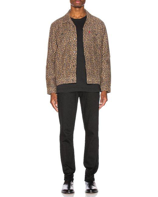 Levi's Premium 511 Jean. Size 29. in Black für Herren