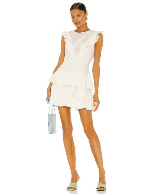 BCBGMAXAZRIA ドレス White